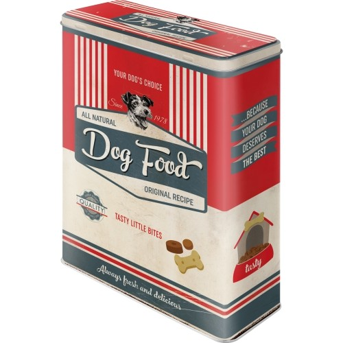 Vorratsdose Dog Food